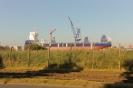 Leer Bereisung Hafenbahn 2016