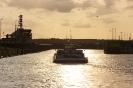 Hafenrundfahrt Bremen Industriehäfen 2011